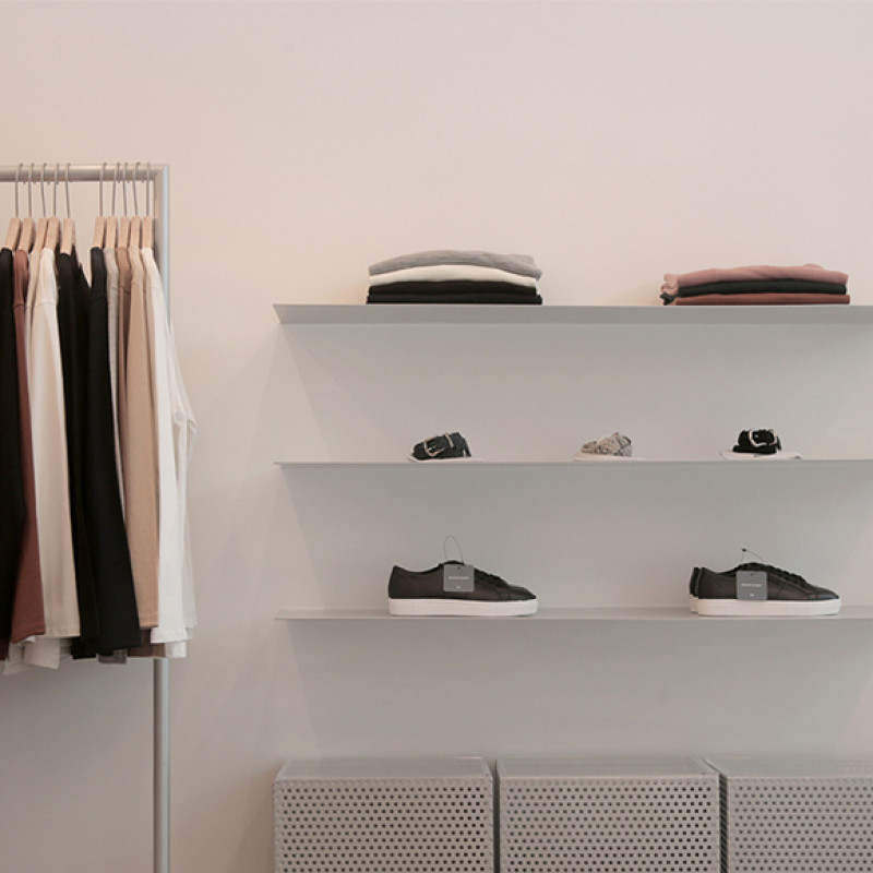 SECOND PROJECT CLOTHING STORE